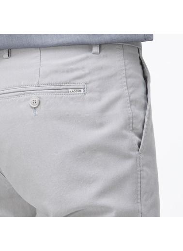 Lacoste Erkek Slim Fit Pantolon HH0024.24G Gri